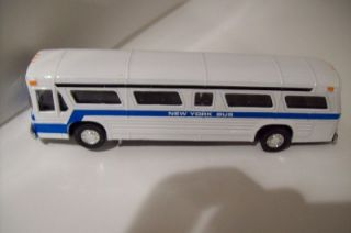 new york city transit diecast bus