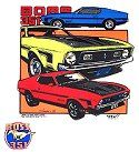 Ford Mustang Mach I Boss 351 Cobra Jet Super 429 V8 59