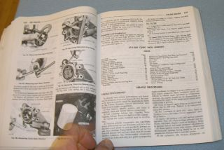 1975 Chrysler Dodge Plymouth Passenger Car Chassis Service Manual 1983