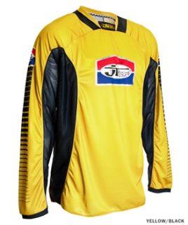 JT Racing Pro Tour Jersey   Yellow/Black 2012