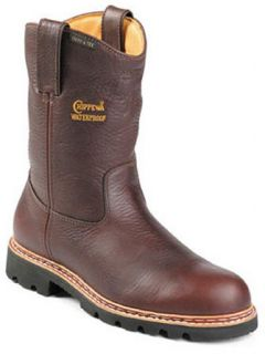 CHIPPEWA Mens 25975 Waterproof Insulated Pull on Briar Norwegian Welt