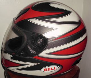 Bell Full Face Helmet Sz Small