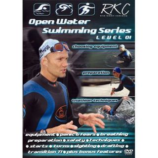 Movies Rick Kiddle Open Water Swimming DVD