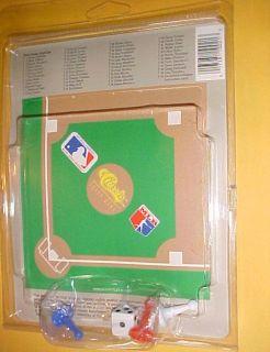 1990 Classic MLB Baseball Board Game Travel Edition