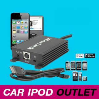 XCARLINK CITROEN C2 C3 C5 Xsara Picasso Aux iPod iPhone Interface