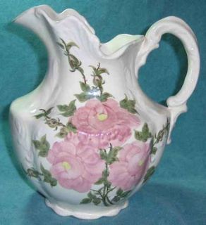 Clinchfield Blue Ridge Cash Family Hand Painted Erwin Large Pitcher