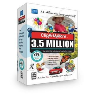 Publishing CAM3 5MBX01 Clipart More 3 5 Million Clipart Fonts