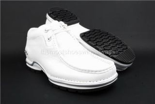 310 Motoring Mens Shoes Mills II 31190/White