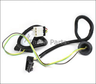 CX 9 Trailer Hitch Class II Main Wiring Harness 0000 8E N13A