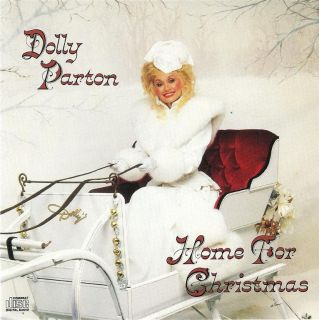 dolly parton home for christmas pictures below show actual cd