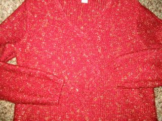 Womens Polo V Neck Sweater Size M By Christopher Banks Gorgeous