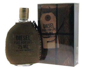 Diesel Fuel for Life for Men 2 6 oz 75 ml EDT Spray