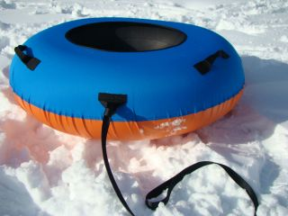 Inner Tube Snow Tube Combo Sled Sledding Snow Tubing Clear Creek Tubes