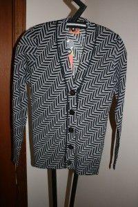 New Tory Burch Simone Merino Wool Reva Cardigan Sale