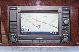 2007 Chrysler Aspen 6 CD Player Changer Radio Stereo GPS Rec