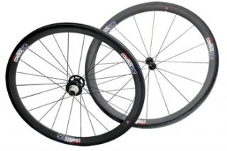 Controltech Comp Carbon Road Wheelset Clincher