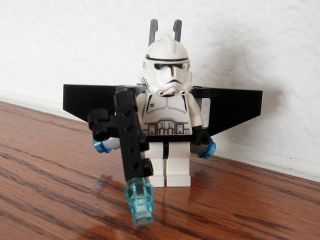 Lego Star Wars Aerial Clone Trooper minifigure from the #7261 Clone