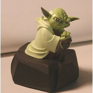 Yoda Star Clone Wars Cartoon Model Statue Figurine S7