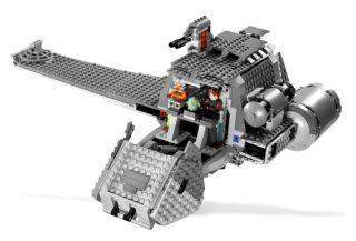 Lego Star Wars The Clone Wars The Twilight 7680 New Mint