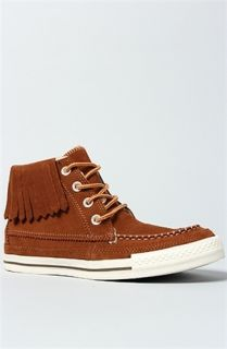 Karmaloop Converse The Chuck Taylor All Star Moccasin Fringe Boot