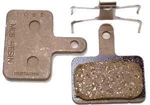 Shimano Deore Disc Pads M475/M495/M515/M525