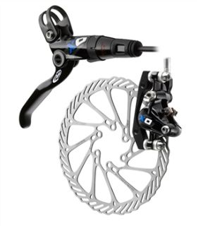 Avid Elixir X0 Disc Brake   Black/Blue 2011
