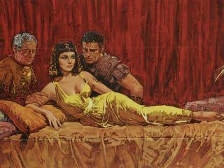 Gold Sterling Silver Genuine Diamond Cleopatras Snake Bracelet