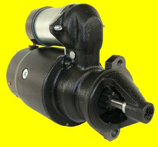STARTER GM 292 GM292 JOHN DEERE POWER UNIT 1970 On w 6cyl Gas Engine