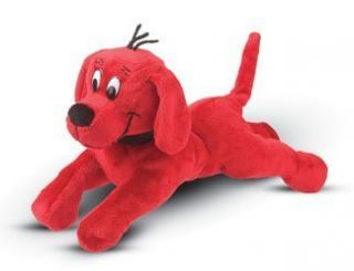 New Clifford The Big Red Dog Cuddle PAL