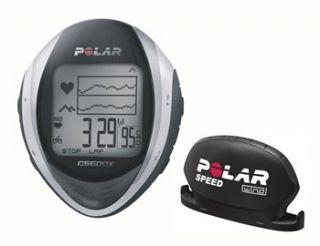 Polar CS600X W/Power Computer