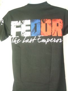 business day fedor emelianenko clinch gear hgp walkout black t shirt