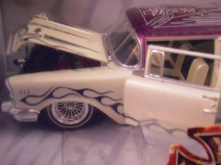 West Coast Choppers Chevy Wagon 50s Diecast 1957 Car