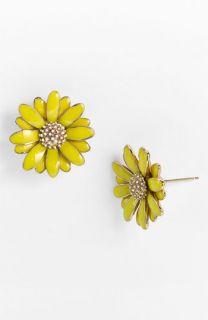 kate spade new york daisy stud earrings