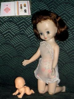 VINTAGE BETSY McCALL Doll+Resource about Clothes+History+More  BECOMES