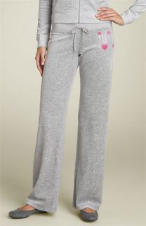 Juicy Couture Bling Galore Velour Pants
