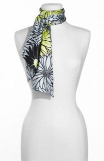 Bernie of New York Full Bloom Silk Scarf