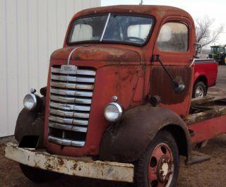 1940 GMC COE Stub Nose Truck Rat Rod Hauler You Decide