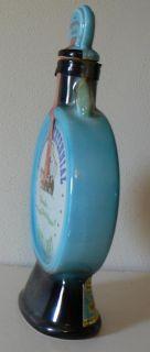 Collectible Jim Beam Whiskey Bottle Nebraska Centennial 1867 1967