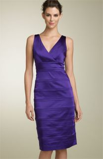 Calvin Klein Stretch Satin Dress