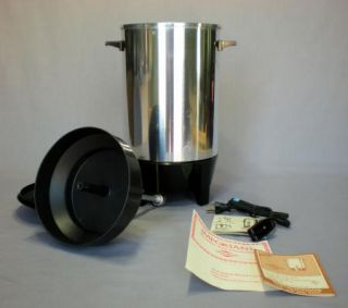 West Bend Coffee Urn Parts on PopScreen