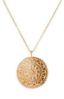 Anna Beck Papua Mosaic Pendant Necklace