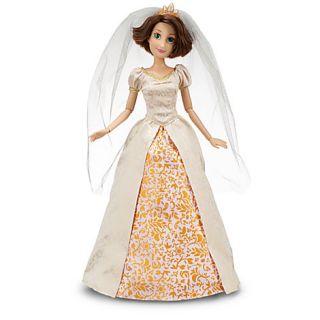 Disney Deluxe Princess Tangled Rapunzel Wedding Doll 12 Toy Christmas