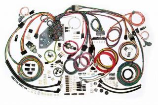 Classic Update Wiring Harness Kit Wire aaw Fuse Block