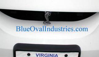 1994 2004 Mustang Cobra Snake Black Chrome 4pc Fender Grill Trunk SVT