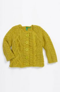 United Colors of Benetton Cable Knit Sweater (Toddler)