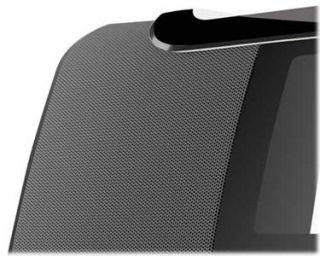 Coby CS MP165 Portable Dual Alarm Clock Radio with Motorizd iPod