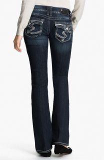 Silver Jeans Co. Dawson Boot cut Jeans (Juniors)