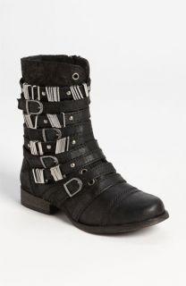 Steve Madden Tyrantt Buckles Boot