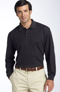 Cutter & Buck North Channel Long Sleeve Polo