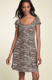 MICHAEL Michael Kors Ruched Waist Dress